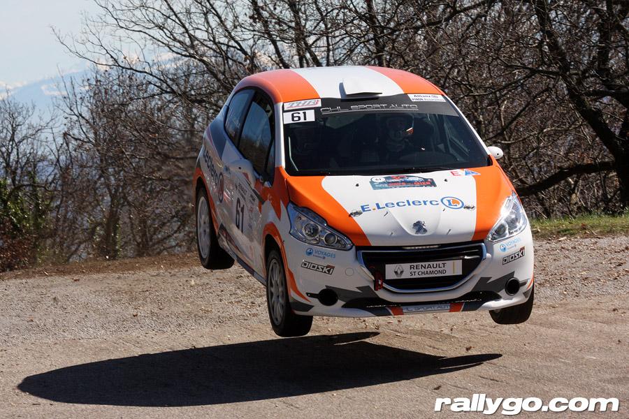 Rallye Pays du Gier 2019 - # 61 - Peugeot 208 R2 [1AC]
