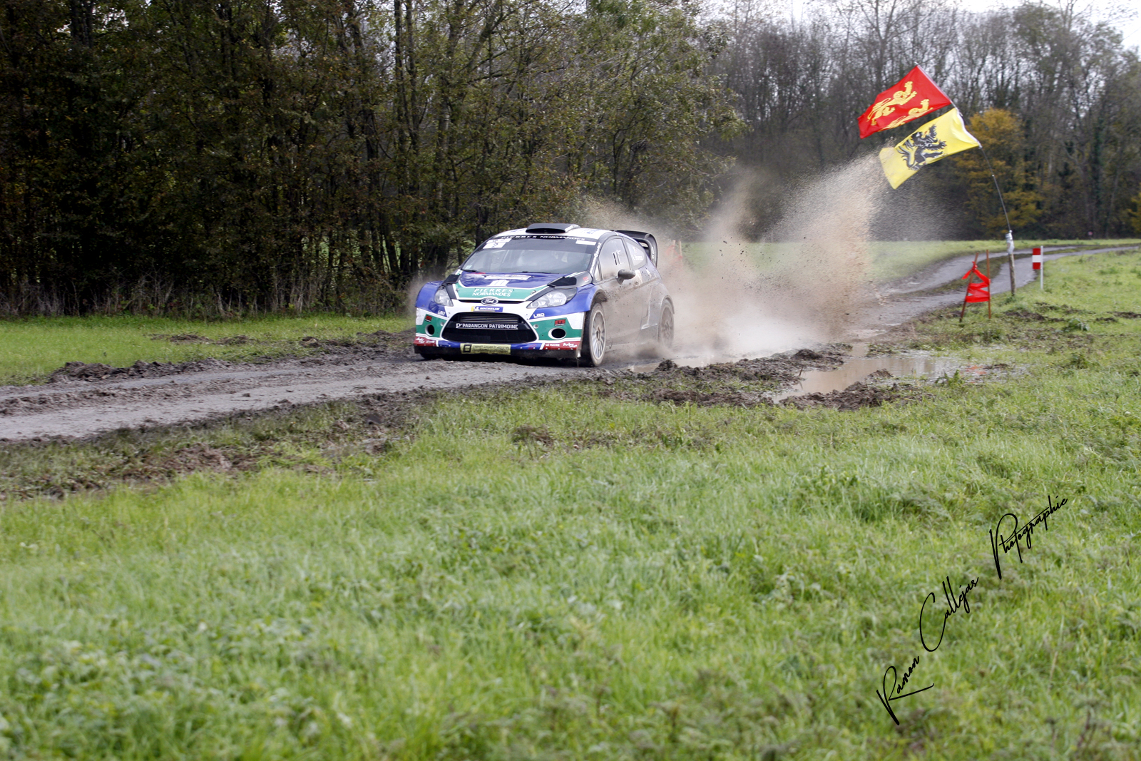 Rallye d'Automne 2019 - #  2 - Ford Fiesta WRC [1A]