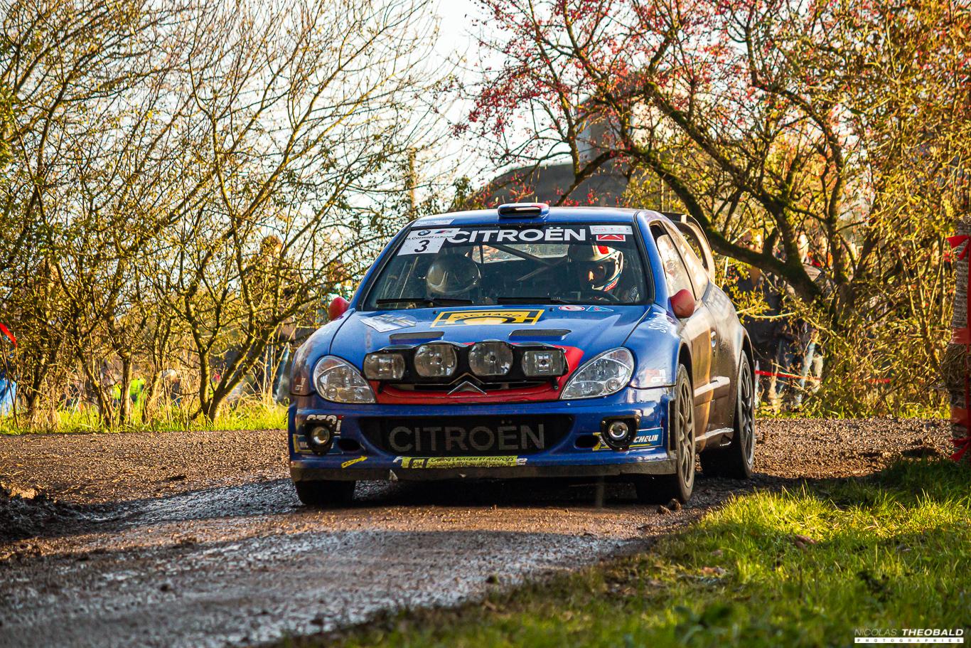 Rallye d'Automne 2019 - #  3 - Citroën Xsara WRC