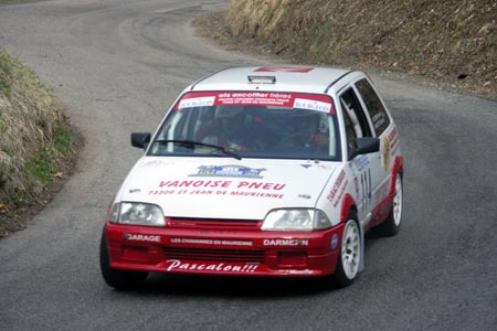 Photo Rallye de la Noix de Grenoble 2007 - # 53 - Ford Escort Cosworth [1AA]