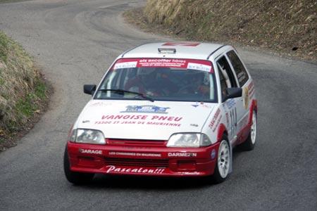 Rallye du Pays de Faverges 2005 - #114 - Citroën AX Sport [1AA]