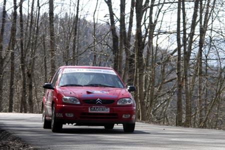 Photo Rallye Porte de la Bi�vre 2007 - #  2 - BMW M3 [1DA]