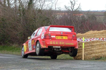Photo Rallye du Pays d'Aunis 2005 - # 21 - BMW 318 TI Compact [1A]