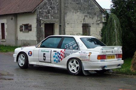Rallye du Val de l'Indre 2005 - #  5 - BMW M3 [1A]