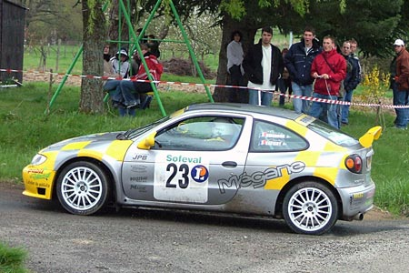 Photo Fol&#039;Car de Nangy 2007 - # 73 - Peugeot 309 GTI 16S [1AA]
