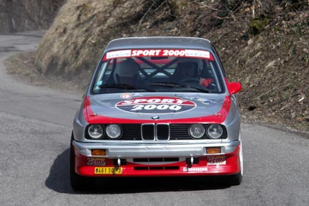 Photo Rallye du Pays de Faverges 2005 - # 10 - BMW M3 [1AA]