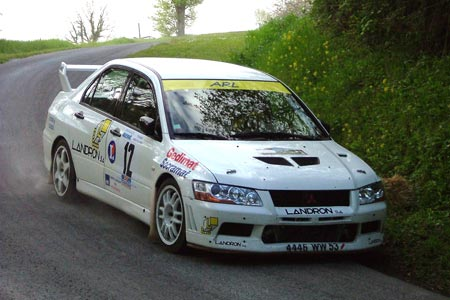 Photo Rallye du Pays de Faverges 2005 - #  1 - Citron Saxo S1600 [1AA]
