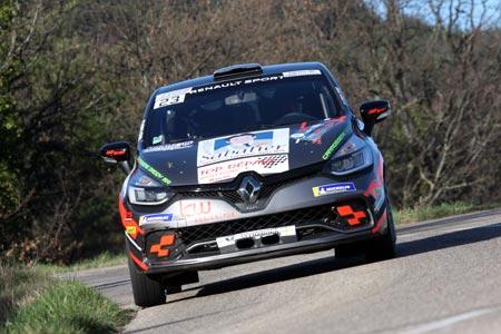 Rallye Pays du Gier 2019 - # 23 - Renault Clio R3T [1BB]