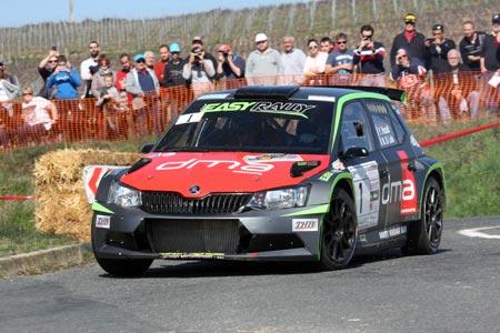 Photo Rallye Pays du Gier 2019 - #  5 - Skoda Fabia R5 [1AA]