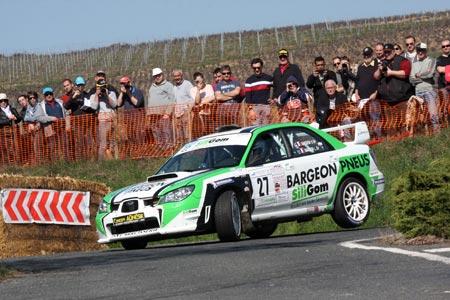 Rallye des Vignes de Régnié 2019 - # 27 - Subaru Impreza WRX STI [1AA]