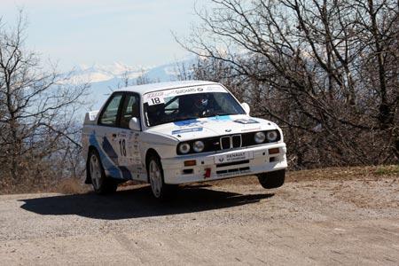 Rallye Pays du Gier 2019 - # 18 - BMW M3 [1AA]