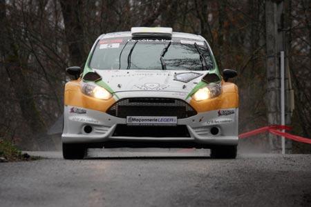 Rallye du Pays de Faverges 2019 - #  5 - Ford Fiesta R5 [1BB]