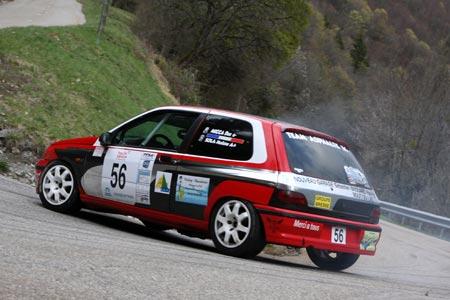 Rallye du Pays de Faverges 2019 - # 56 - Renault Clio 16S [1AE]