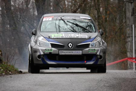 Rallye du Pays de Faverges 2019 - # 27 - Renault Clio RS [1BB]