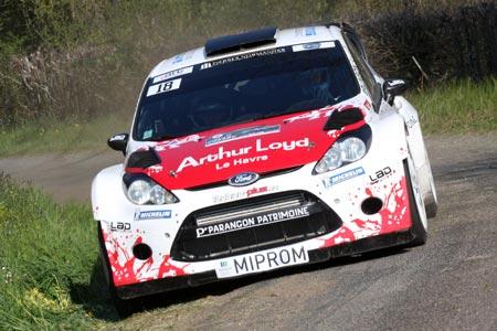 Rallye Lyon Charbonnières 2019 - # 18 - Ford Fiesta WRC [1BC]