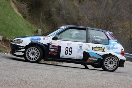 Rallye du Pays de Faverges 2019 - # 89 - Peugeot 106 S16 [1AC]