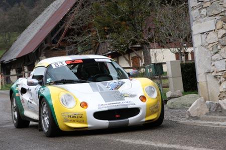 Rallye du Pays de Faverges 2019 - # 83 - Lotus Elise S [1CB]