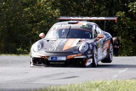 Rallye Cœur de France 2019 - # 15 - Porsche 911 GT3 Cup [1A]