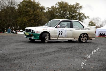 Rallye d'Automne 2019 - # 29 - BMW M3 [1A]