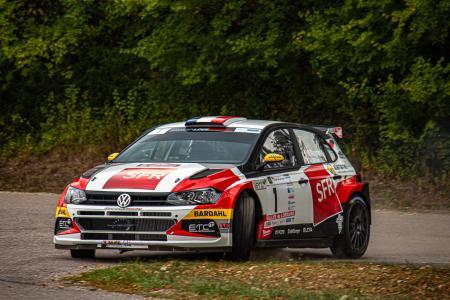 Rallye de Lorraine 2019 -  #  1 - Volkswagen Polo GTI R5