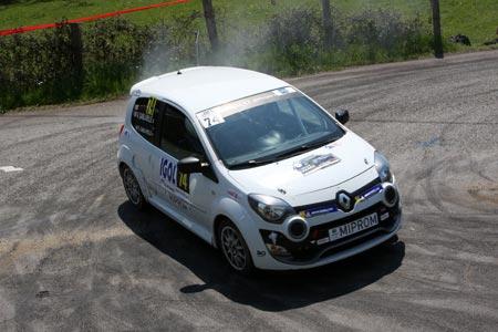 Rallye Lyon Charbonnières 2019 - # 74 - Renault Twingo R1 [1AC]
