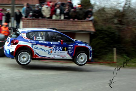 Photo Rallye du Touquet 2020