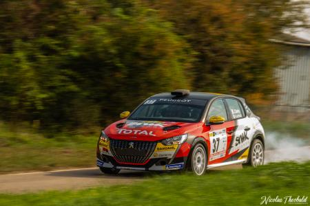 Rallye de Lorraine 2020