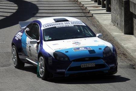 Rallye du Pays de Faverges 2005 - #  5 - Ford Puma S1600 [1BA]