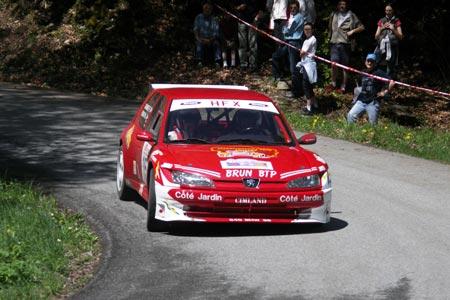 Rallye du Beaufortain 2005 - # 15 - Peugeot 306 Maxi [1BA]