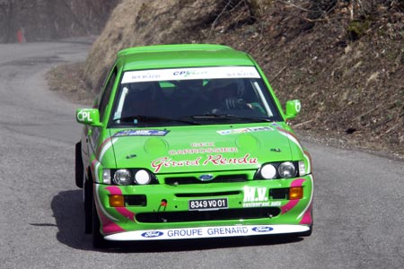 Photo Rallye de la Noix de Grenoble 2007 - # 96 - Citro�n Saxo VTS [2BB]