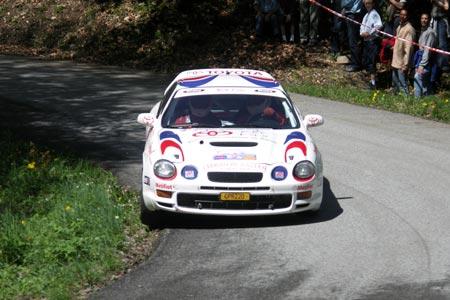 Rallye du Beaufortain 2005 - # 37 - Toyota Celica GT4 [1BA]