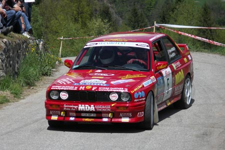 Rallye du Beaufortain 2005 - #  5 - BMW M3 [1CA]