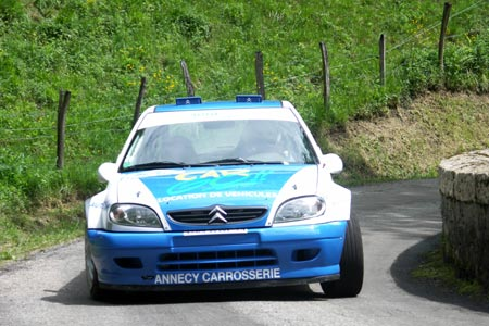 Photo Tour de Corse 2013 - #  5 - Peugeot 207 S2000 [1A]
