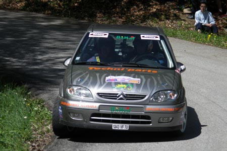 Photo Rallye du Beaufortain 2005 - #106 - Ford Puma S1600 [1CA]