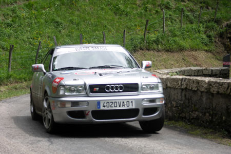 Photo Rallye du Beaufortain 2005 - # 35 - Renault 5 GT Turbo [1BA]