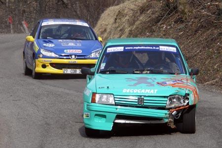 Rallye du Pays de Faverges 2005 - # 75 - Peugeot 205 GTI [1AA]