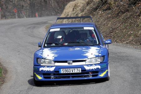 Rallye du Pays de Faverges 2005 - # 47 - Peugeot 306 Maxi [1AA]