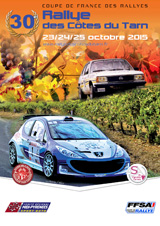 30ème rallye national