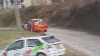 Vidéo Rallye Pays de Faverges 2005