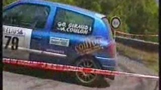 Vidéo Rallye Épine Mont du Chat 2005