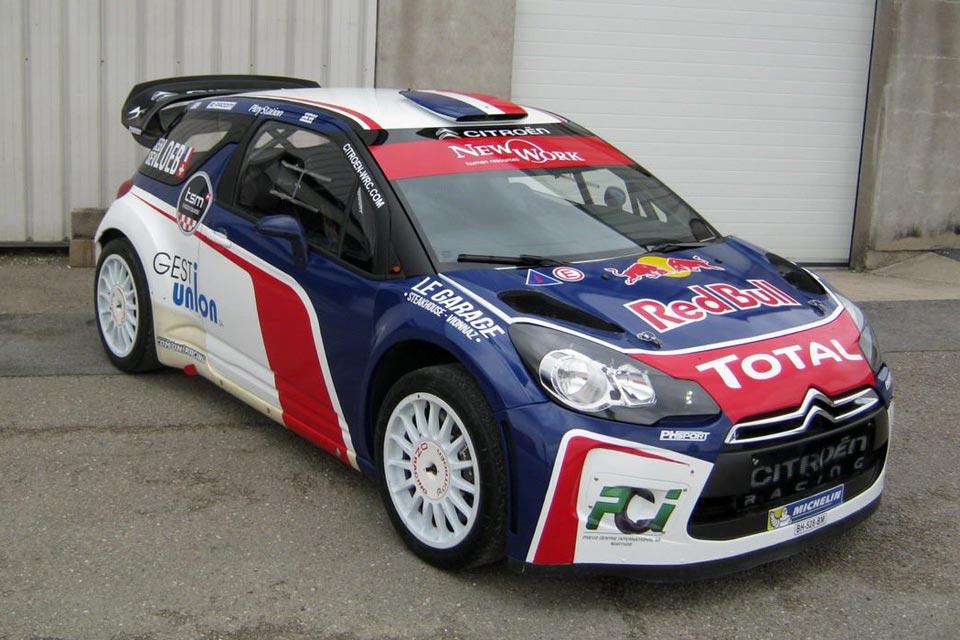 Rallye à vendre